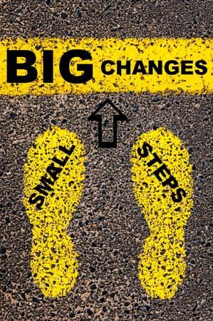טיפים לשינוי קריירה: שינויים גדולים מתרחשים בצעדים קטנים